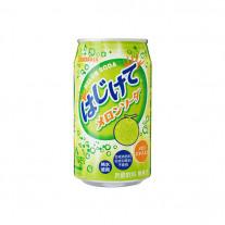 Напиток Sangaria Melon Soda, 350 мл