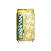 Напиток Tominaga LAS Ginger Ale, 350 мл