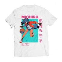 Футболка Мичиру Кагемори - Совершенно новый зверь