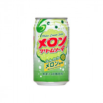 Напиток Tominaga Melon Cream Soda, 350 мл