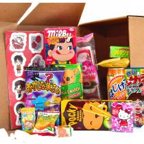 CandyBox - 10 японских сладостей + подарок