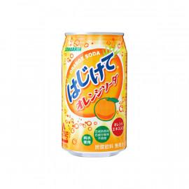 Напиток Sangaria Orange Soda, 350 мл