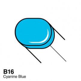 """Маркер """"COPIC Sketch B16 Cyanine Blue"""""""
