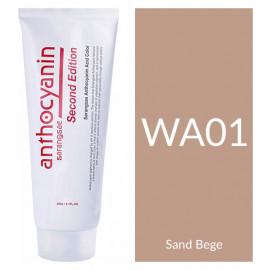 "Краска для волос ""Anthocyanin Second Edition WA01 Sand Bege, 230 мл"""