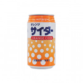 Напиток Tominaga Orange Cider, 350 мл