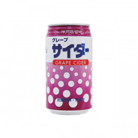 Напиток Tominaga Grape Cider, 350 мл