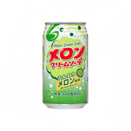 Напиток Tominaga Melon Cream Soda, 350 мл
